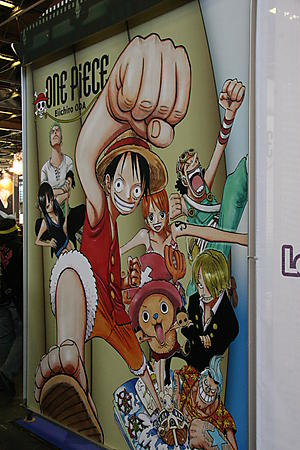 /JapanExpo VII Impact - 2008 - Shoot dans les stands